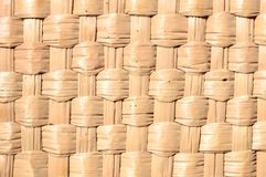The texture of the standard binding of straw. Straw weaving for hats, baskets and household goods. Natural material for the manuf. Acture of handicrafts stock photography
