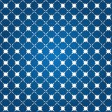 Texture of stars on a blue background. Texture of white stars on a blue background (seamless pattern Stock Illustration