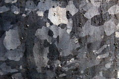 Texture on steel. Annealing texture on steel close up Royalty Free Stock Photography