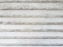 Texture of steel rolling shutter. Background Stock Image