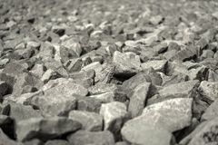 Texture of stone with blurs Stock Photos