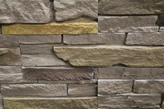 The texture of stone Stock Image
