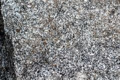 The texture of the stone. Stock Photo