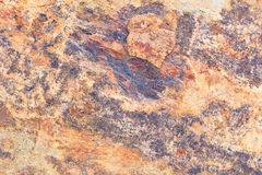 Texture  of  stone Stock Image