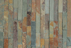 Texture of stone. Texture of flat and elongated stones Royalty Free Stock Images