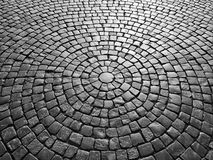 Texture of stone floor Royalty Free Stock Image