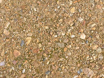 Texture of a stone floor Royalty Free Stock Photo