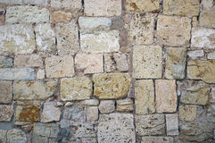 Texture: stone multicolored surface Royalty Free Stock Images