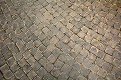 Texture of stone paths Stock Photo