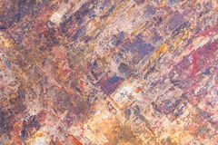 Texture of stone is pattern colors mixed Royalty Free Stock Photography