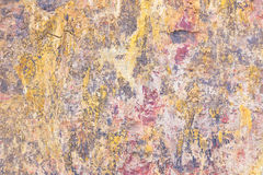 Texture of stone is pattern colors mixed Royalty Free Stock Image