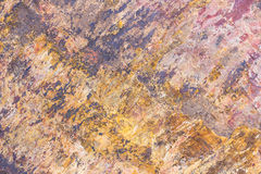 Texture of stone is pattern colors mixed Stock Images