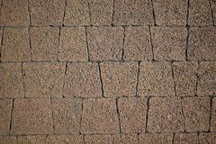 Texture stone. Brown beautiful cute Royalty Free Stock Photos