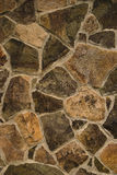 Texture of stone wall Stock Photos