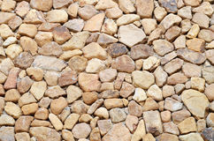 Texture of stone wall Royalty Free Stock Photos