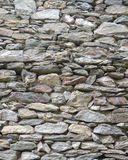 Texture of stone wall. Texture of wall made of stones and rocks Stock Image