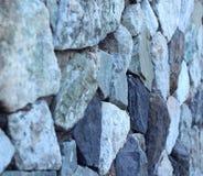 Texture of stone wall Royalty Free Stock Photos