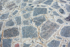 Texture of stone wall Stock Image