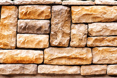 Texture of stone wall Royalty Free Stock Photo