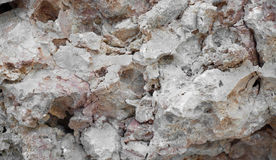 Texture of a stone wall Royalty Free Stock Images