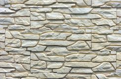 Texture of the stone wall. Background for design and decoration.  royalty free stock images