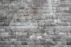 The texture of stone wall for background Royalty Free Stock Image