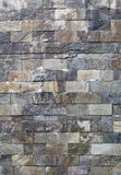 The texture of stone wall for background Stock Photos