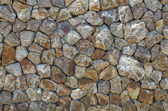 Texture of Stone wall for background Stock Image