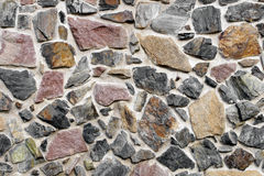 Texture stone wall. Royalty Free Stock Photos