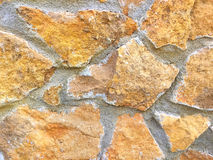 Texture of a stone wall Royalty Free Stock Image