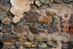 Texture 1745 - stone wall Royalty Free Stock Photo