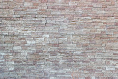 Texture of a stone wall. From a wild stone Royalty Free Stock Photography