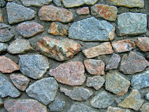 Texture of stones Stock Photography