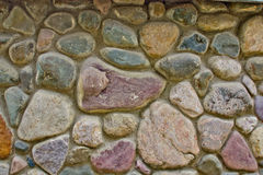 The texture of the stones Stock Images