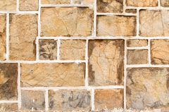 A texture of stones, also suitable as a background Stock Image