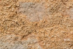 A texture of stones, also suitable as a background Royalty Free Stock Image