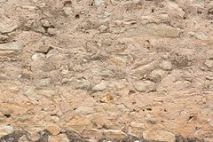 A texture of stones, also suitable as a background Stock Images