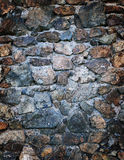 Texture of stones Royalty Free Stock Image