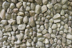 Texture of stones background Stock Image
