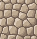 Texture of stones in brown colors Royalty Free Stock Images
