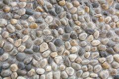 Texture of stones Stock Photography