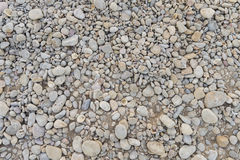 Texture of stones. Royalty Free Stock Image