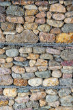 The texture of the stones. NThe texture is different, beautiful stone Stock Photography