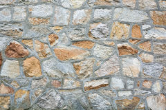 Texture, stonework. Royalty Free Stock Photo