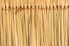 Texture of straw. Close up straw background royalty free stock images
