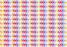 Texture of straws. Vector wallpaper of decorative jackstraws Stock Image