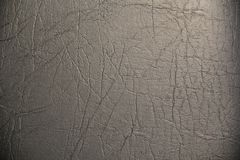 Texture. Stretched leather royalty free stock image