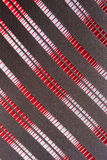 Texture striped fabric Royalty Free Stock Image