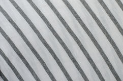 Texture of Striped Fabric. Stock Images