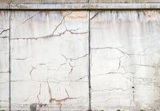 Texture superficielle par les agents de mur en béton Images stock